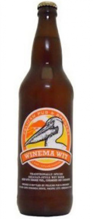 Winema Wit by Pelican Brewing Company in Oregon, United States