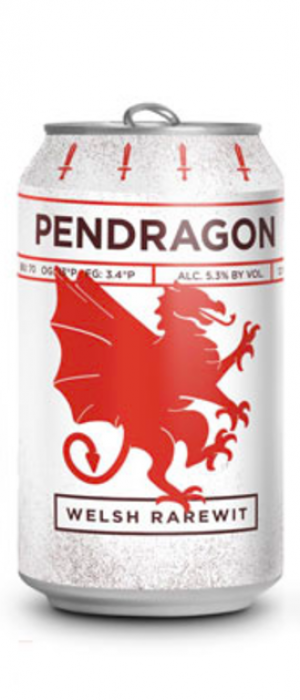 Pendragon RareWit by Royal Docks Brewing Co. in Ohio, United States
