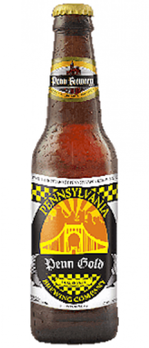 Penn Gold by Pennsylvania Brewing Company in Pennsylvania, United States