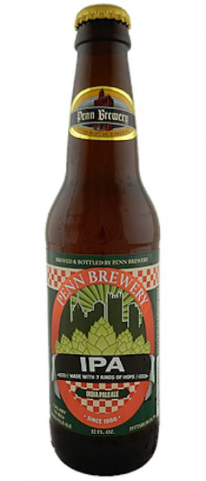 Penn IPA by Pennsylvania Brewing Company in Pennsylvania, United States