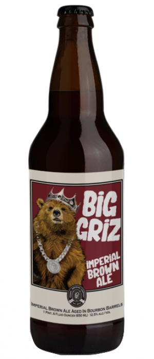 Big Griz by Perrin Brewing Company in Michigan, United States