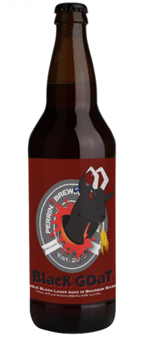 Black Goat by Perrin Brewing Company in Michigan, United States