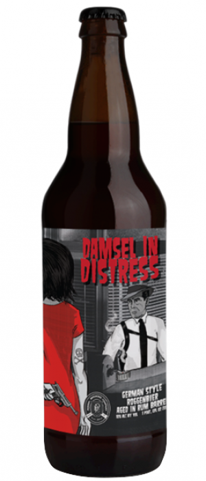 Damsel In Distress by Perrin Brewing Company in Michigan, United States