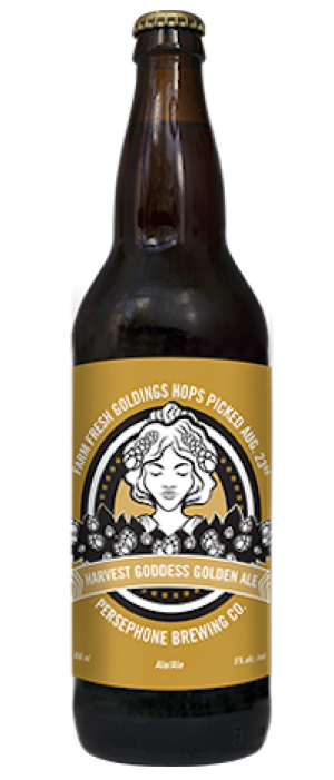Harvest Goddess Golden Ale