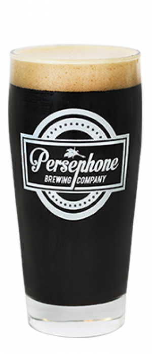 PBC Dry Stout by Persephone Brewing Company in British Columbia, Canada