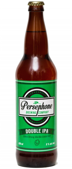 Double IPA by Persephone Brewing Company in British Columbia, Canada