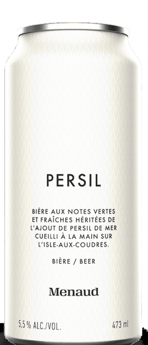 Persil by Menaud in Québec, Canada
