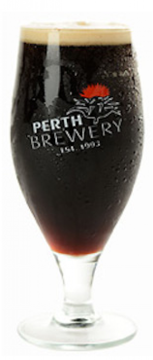 Mocha Stout by Perth Brewery in Ontario, Canada