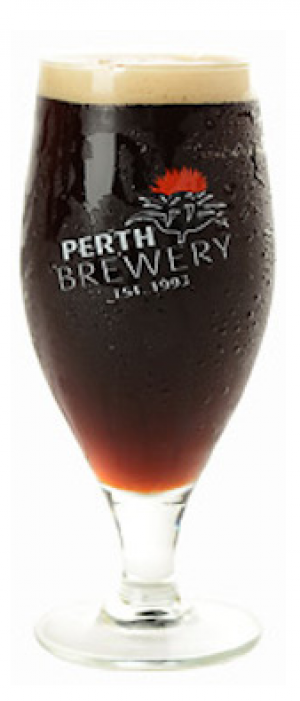 Oatmeal Stout by Perth Brewery in Ontario, Canada