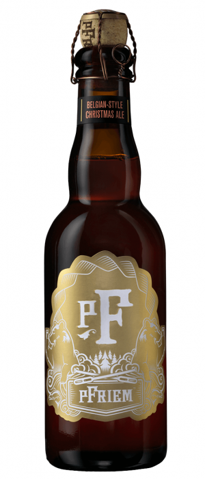 Belgian Christmas Ale by pFriem Family Brewers in Oregon, United States
