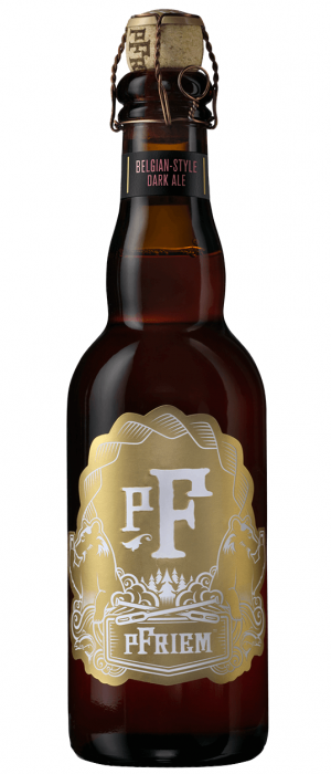 Belgian Strong Dark by pFriem Family Brewers in Oregon, United States