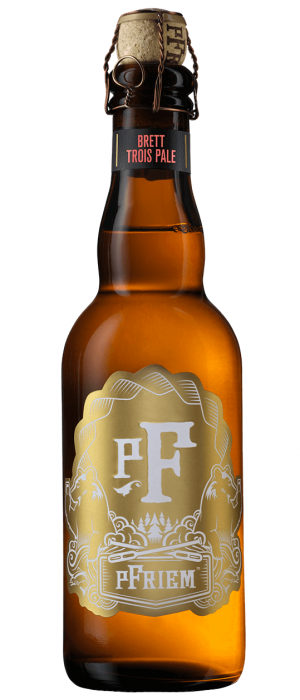 Brett Trois Pale by pFriem Family Brewers in Oregon, United States