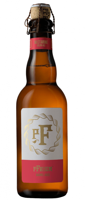 Nectarine Golden Ale by pFriem Family Brewers in Oregon, United States