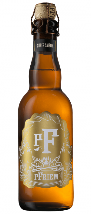 Super Saison by pFriem Family Brewers in Oregon, United States