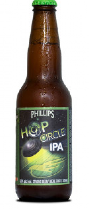 Hop Circle by Phillips Brewing & Malting Company in British Columbia, Canada