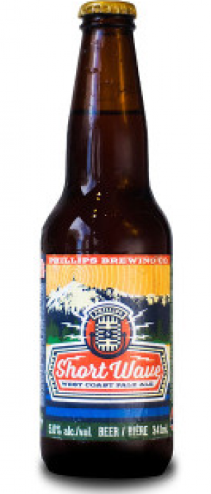Short Wave by Phillips Brewing & Malting Company in British Columbia, Canada