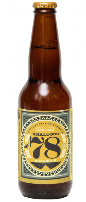 Analogue 78 by Phillips Brewing & Malting Company in British Columbia, Canada