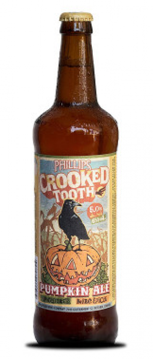 Crooked Tooth by Phillips Brewing & Malting Company in British Columbia, Canada