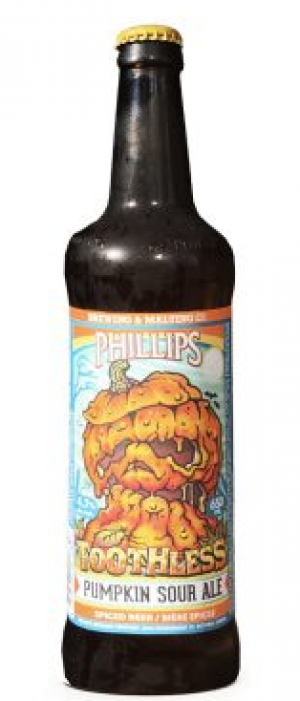 Toothless by Phillips Brewing & Malting Company in British Columbia, Canada