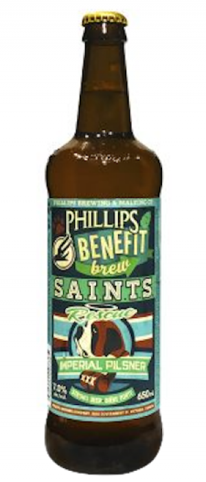 BC Benefit Brew by Phillips Brewing & Malting Company in British Columbia, Canada