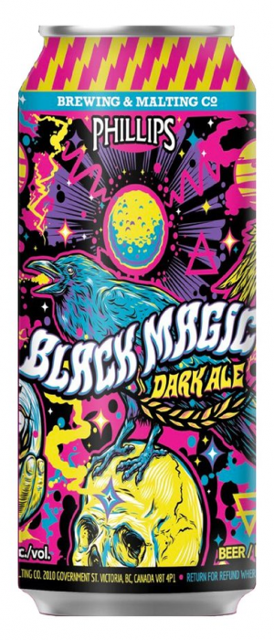 Black Magic Dark Ale