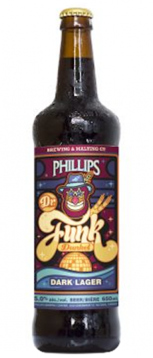 Dr. Funk by Phillips Brewing & Malting Company in British Columbia, Canada
