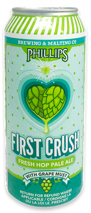 First Crush Fresh Hop Pale Ale