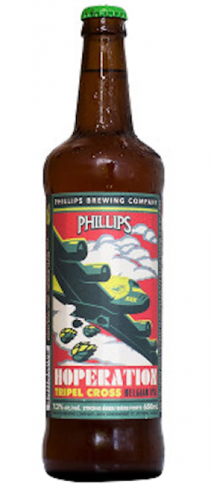 Hoperation by Phillips Brewing & Malting Company in British Columbia, Canada