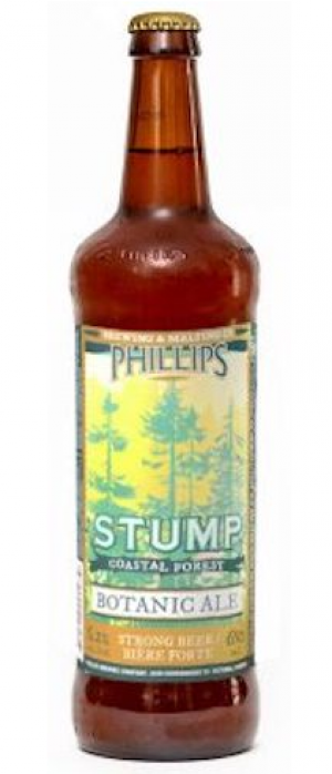 Stump Botanicale by Phillips Brewing & Malting Company in British Columbia, Canada
