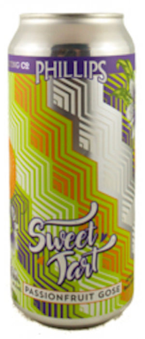 Sweet Tart by Phillips Brewing & Malting Company in British Columbia, Canada
