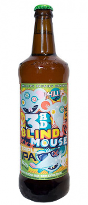 Third Blind Mouse by Phillips Brewing & Malting Company in British Columbia, Canada