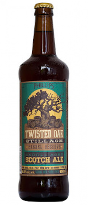 Twisted Oak by Phillips Brewing & Malting Company in British Columbia, Canada