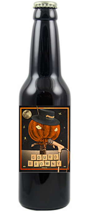 Gourd Browny by Picaroons Traditional Ales in New Brunswick, Canada