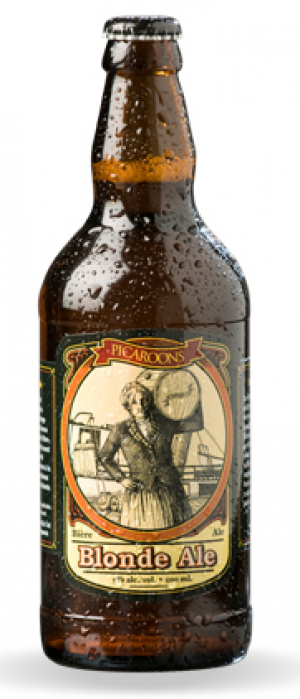 Blonde by Picaroons Traditional Ales in New Brunswick, Canada