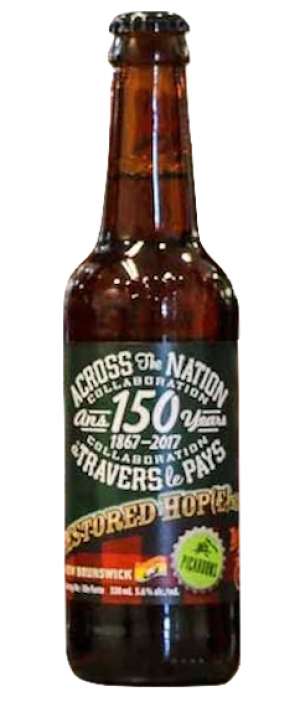 Restored Hop(e) by Picaroons Traditional Ales in New Brunswick, Canada