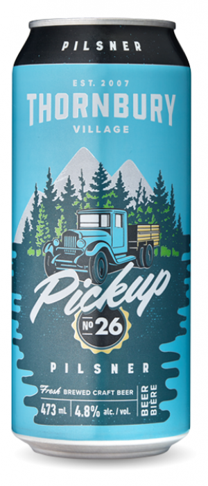 Pickup No. 26 by Thornbury Village Cidery & Brewery in Ontario, Canada