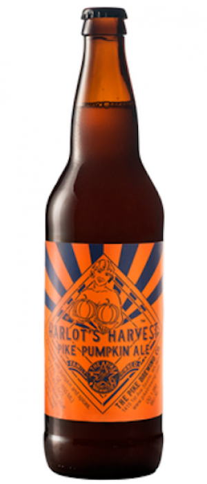 Pike Harlot's Harvest by The Pike Brewing Company in Washington, United States