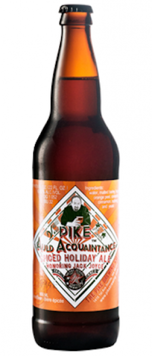 Pike Auld Acquaintance by The Pike Brewing Company in Washington, United States