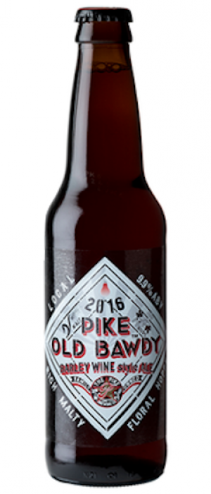 Pike Old Bawdy by The Pike Brewing Company in Washington, United States