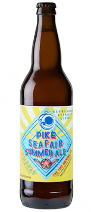 Pike Seafair Summer Ale by The Pike Brewing Company in Washington, United States