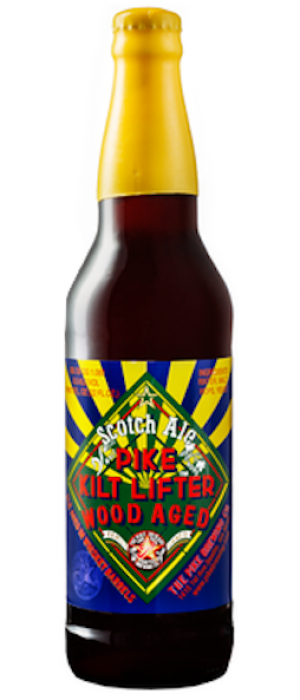 Pike Wood Aged Kilt Lifter by The Pike Brewing Company in Washington, United States
