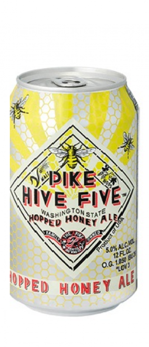 Pike Hive Five by The Pike Brewing Company in Washington, United States