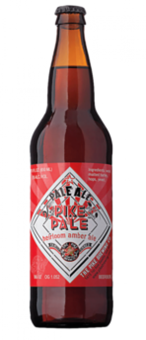 Pike Place Ale by The Pike Brewing Company in Washington, United States