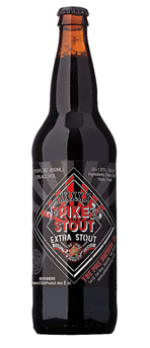 Pike XXXXX Stout by The Pike Brewing Company in Washington, United States