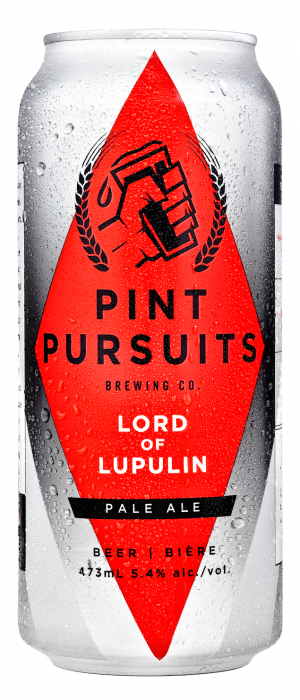 Lord of Lupulin by Pint Pursuits Brewing Co.  in Ontario, Canada