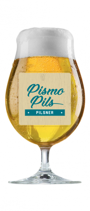 Pismo Pils by SLO Brew in California, United States