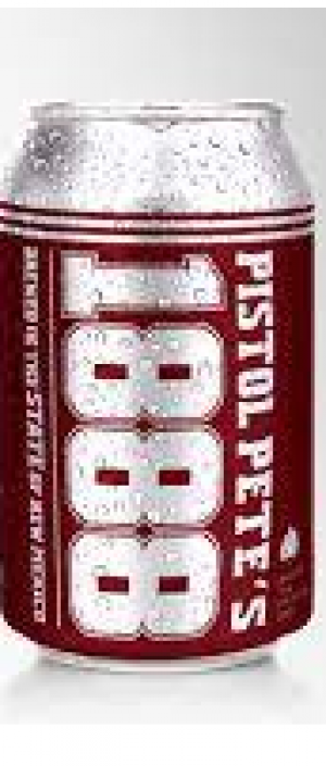 Pistol Pete's 1888 ale by Bosque Brewing Company in New Mexico, United States