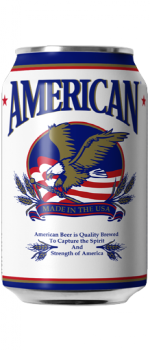 American by Pittsburgh Brewing Company in Pennsylvania, United States