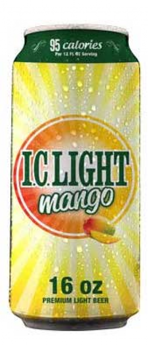 I.C. Light Mangol by Pittsburgh Brewing Company in Pennsylvania, United States