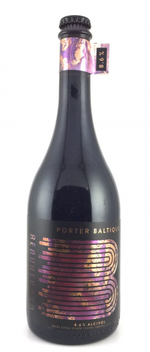 Porter Baltique by Beauregard Brasserie Distillerie Inc. in Québec, Canada